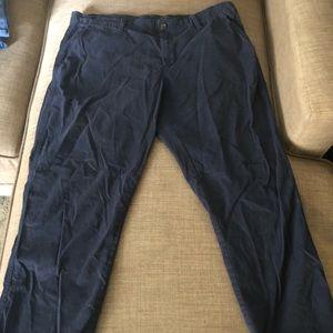 Gap skinny cropped pants - 12